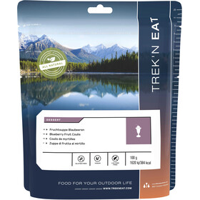 Trek'n Eat Postre Outdoor 100g, Fruit Soup Blueberry (Vegan)